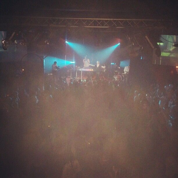 Mod Club 10 Year Anniversary Party w/ Nightbox, JFK, DJ MRK - Nov 17, 2012