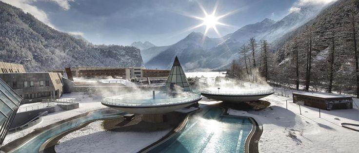 Meseszép hegyek között, különös tölcsérekben fürdőzhetünk Tirolban
