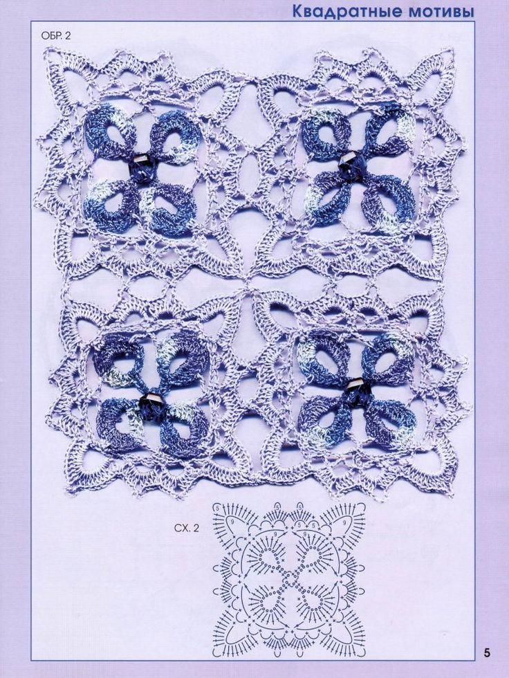 beautiful crochet motif: crochet magazines | make handmade, crochet, craft