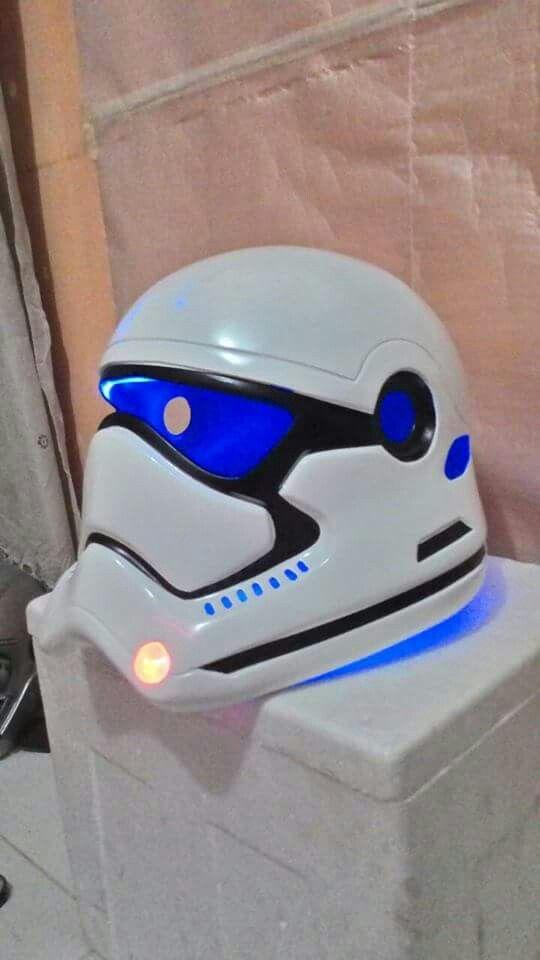 #helmets #helmetcustom #doctorhelmet #starwars #stromtrooper #stromtrooperhelmet  www.doctorhelmet.com