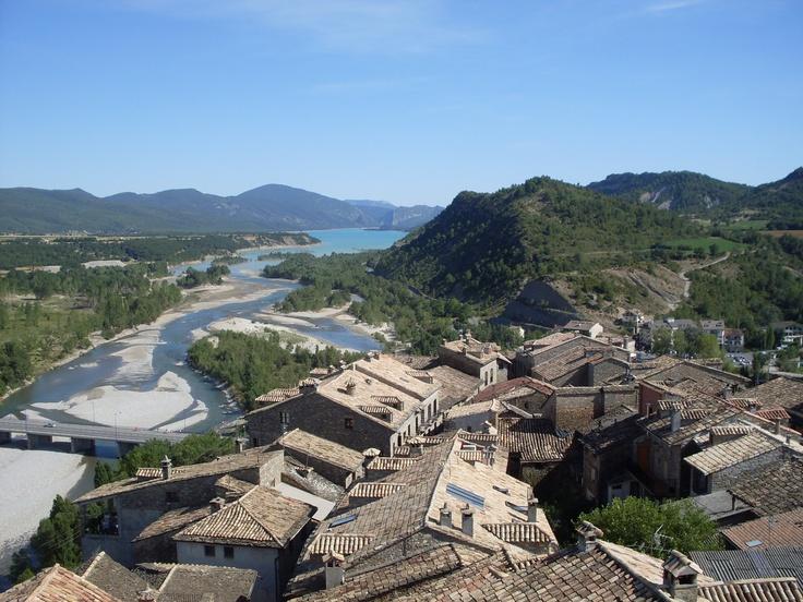 Horizonte. Ainsa, Huesca