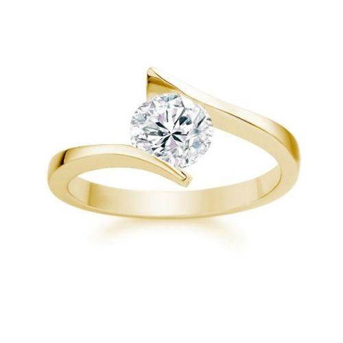Lupenreine diamantringe