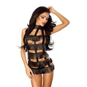 Skórzana sukienka Passion Lolitta w sex shop Sexshop112.pl http://sexshop112.pl/90-bielizna-skorzana-lateksowa