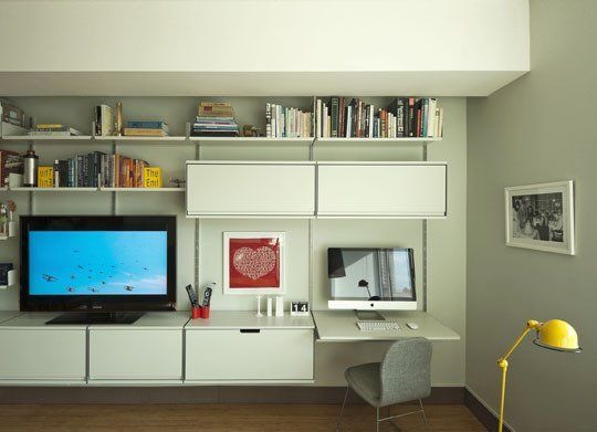 33 best images about vitsoe on pinterest - Small living space solutions property ...