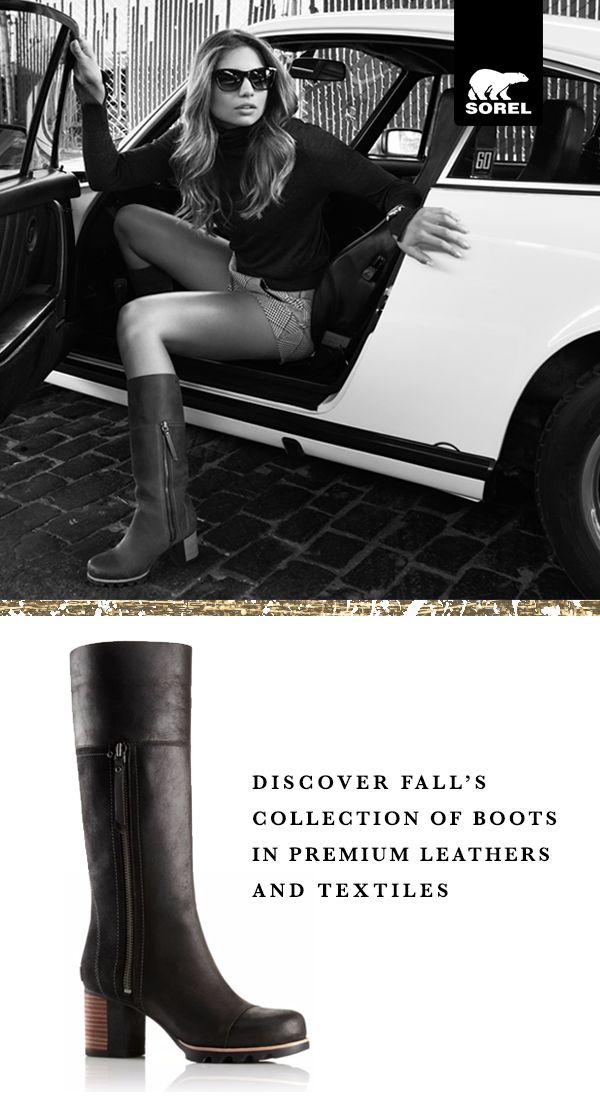 Steal the day. Own the night. In your Addingtons: high heels that say: I'm here to make a statement. And say it loudly. With sturdy soles, 70s silhouettes, and rich, full-grain leathers. These boots are bold. They're well-made. And they're beautiful.
