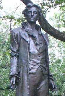 """Nathan Hale (June 6, 1755 – September 22, 1776) was a soldier for the Continental Army during the American Revolutionary War. He volunteered for an intelligence-gathering mission in New York City but was captured by the British. He is probably best remembered for his purported last words before being hanged: """"I only regret that I have but one life to give for my country."""""""