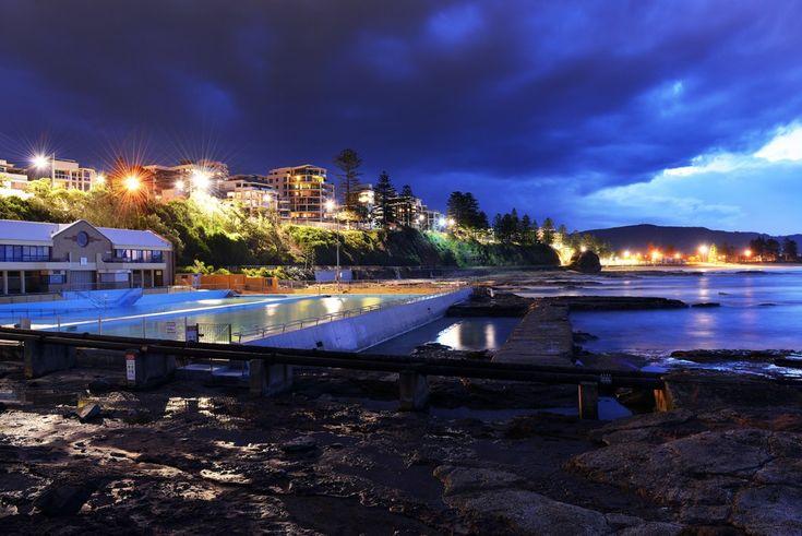 Wollongong by Night