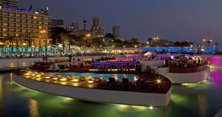Riviera Hotel Beirut by Delta Light®