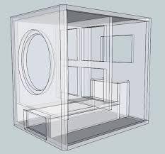 Resultado de imagen de diy subwoofer box design