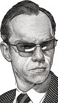 Agent Smith by Randy Glass Agents are poltergeists... They can take over your body.