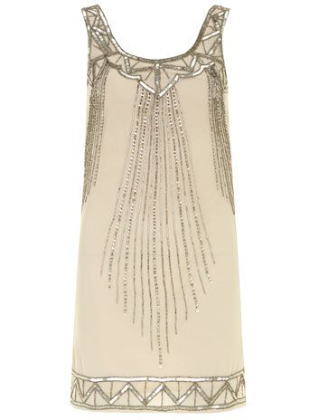 Hooray for Hollywood! Great looks inspired by Best Costume nominee The Great Gatsby: Dorothy Perkins dress, $49