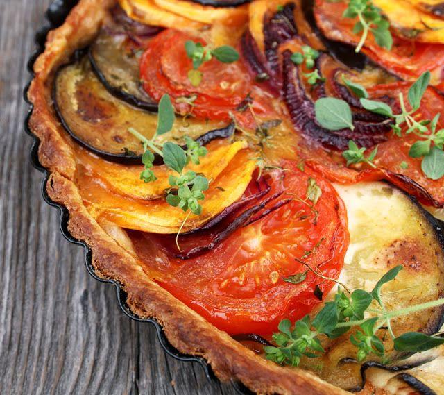 Veganmisjonen: Grønnsakspai med ostesaus