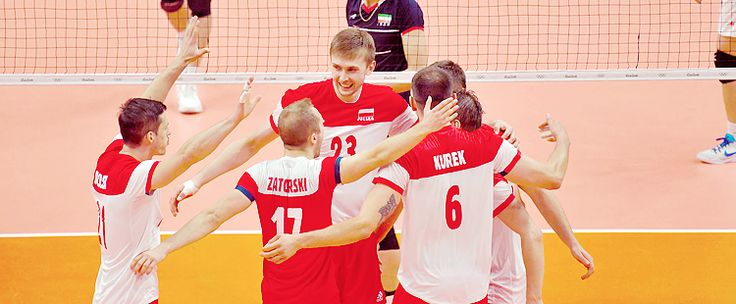 "majaaa9: "" Olympic Games Rio 2016 Volleyball: Poland 3-2 Iran """