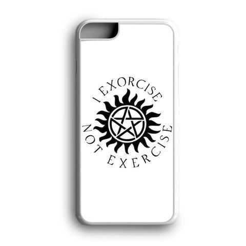 Supernatural Logo Horror Custom for iPhone Case and Samsung Case