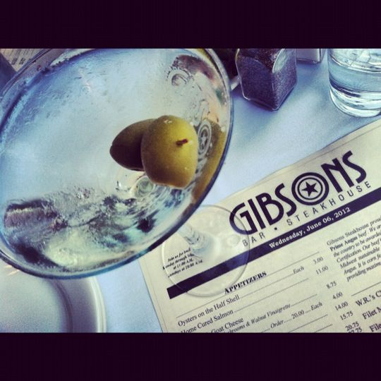 Gibsons Bar & Steakhouse in Chicago, IL