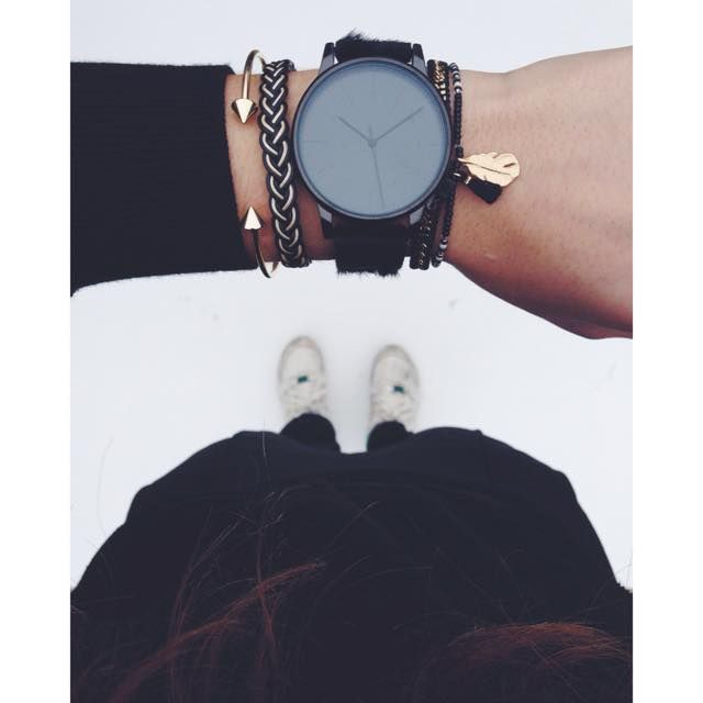 Inspiration from Zora by L #watch #Komono
