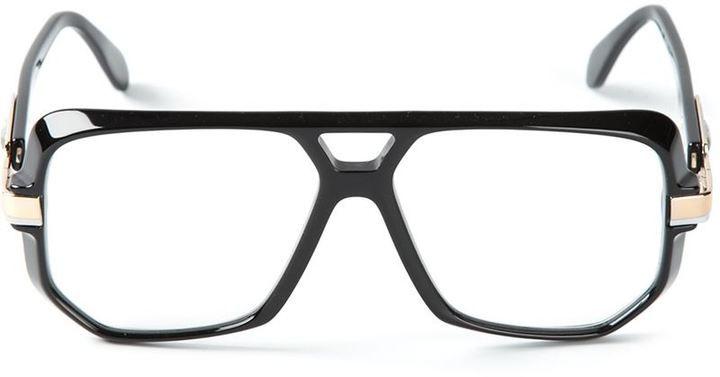 トレンドの先を行きたい君に。Cazal ヘキサゴン型 眼鏡フレーム / glasses frame on ShopStyle