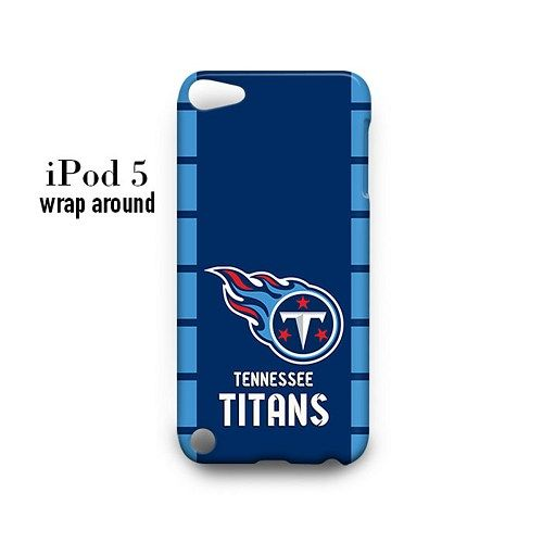 Tennessee Titans Case for iPod Touch 5 5g 5th