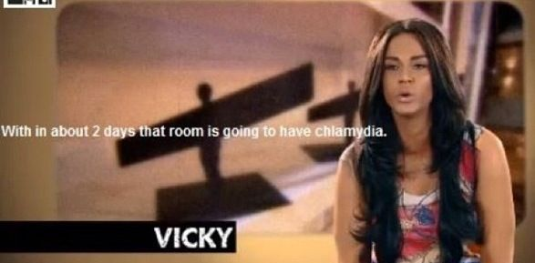 Geordie shore. Geordie shore quote. Vicky.