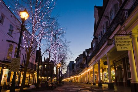 The Pantiles Tunbridge Wells
