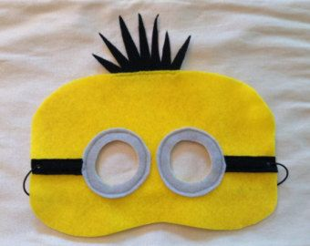 Best 25 minion template ideas on pinterest despicable for Minion mask template