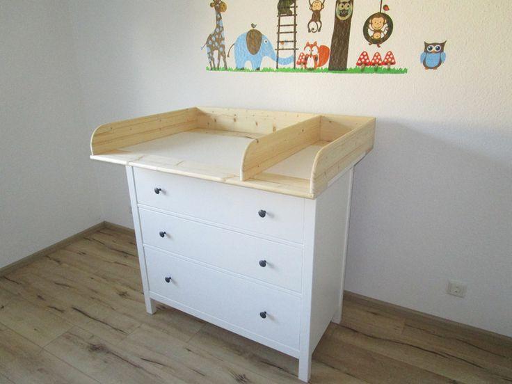 die besten 25 wickelaufsatz hemnes ideen auf pinterest. Black Bedroom Furniture Sets. Home Design Ideas