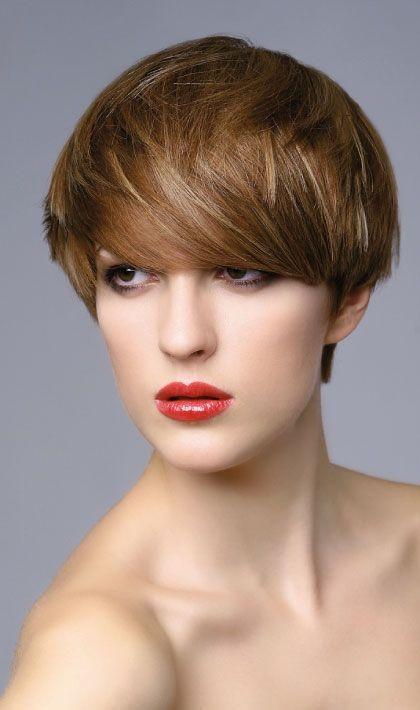 Короткая женская стрижка - Коллекция работа - Галерея - PERUKAR.ORG - Форум парикмахеров