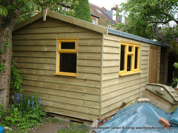 The 147 best images about ripley nurseries sheds garden for 16x10 garage door