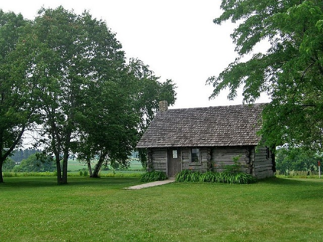I really want to visit Pepin. Its the birthplace of Laura Ingalls Wilder.