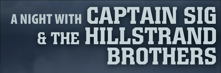 Meet the Deadlist Catch Guys!Captain Sig and Hillstrands Tour