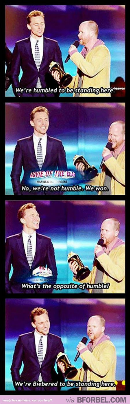 OH MY GOD, THAT IS THE BEST JOKE/INSULT EVER.  Even the people who love Bieber has to laugh unintentionally at that!