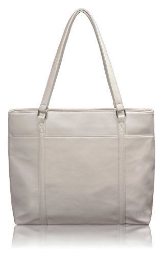 New Trending Briefcases amp; Laptop Bags: Overbrooke Classic Laptop Tote Bag, Light Gray/White - Vegan Leather Womens Shoulder Bag for Laptops up to 15.6 Inches. Overbrooke Classic Laptop Tote Bag, Light Gray/White – Vegan Leather Womens Shoulder Bag for Laptops up to 15.6 Inches   Special Offer: $39.95      133 Reviews Overbrooke Tote Bags offer high style along with affordable durability for everyday use.LARGE EVERYDAY CARRYALL: Useful...