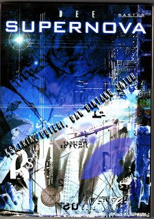 Judul: Supernova. Pengarang: Dee. Penerbit: Truedee Books, 2001. Tebal: 208 Halaman ++ ISBN: 979-96527-0-X