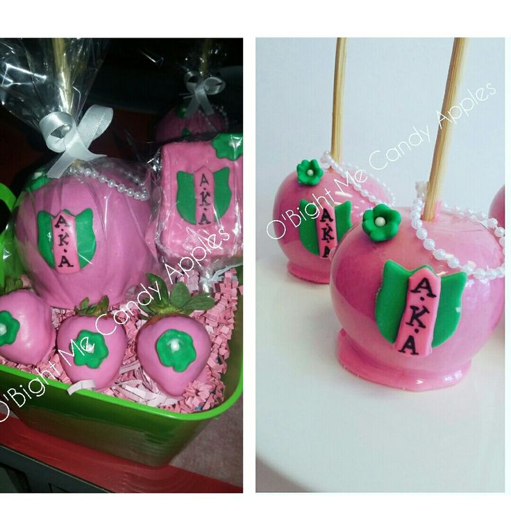 A*K*A gift baskets & Candy Apples