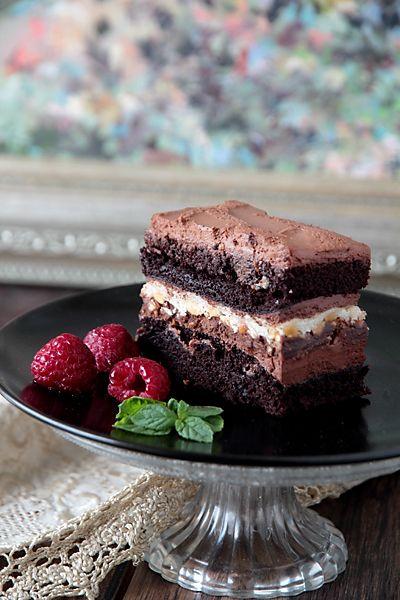 Шоколад – благодатный материал для экспериментов. Шоколад хорошо сочетается со…