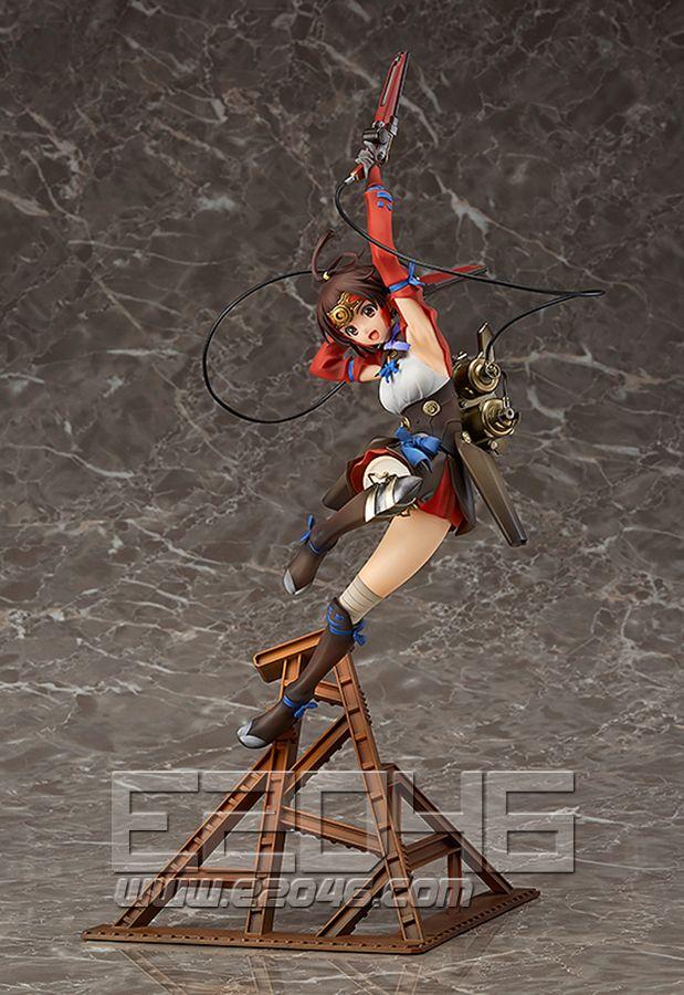 E2046.com - Mumei (Kabaneri of the Iron Fortress , FG10096) #gk #gkfigure #figure #robot #garagekit #garage_kit #anime #comic #manga #model #prepainted #ori #gathering #ANTIHERO #pvc #resin #game #toy