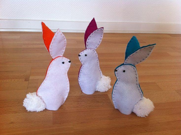 kaniner påske gratis opskrift