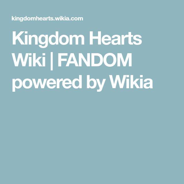Kingdom Hearts Wiki | FANDOM powered by Wikia