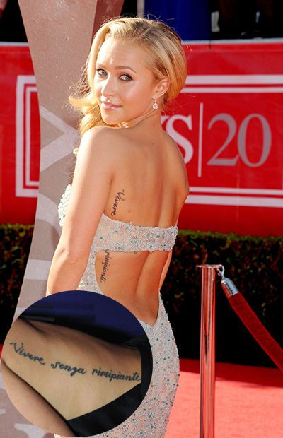 OMG! See more pics @ http://www.only-tattoos.com/peculiar-tattoos-of-hollywood-celebrities/