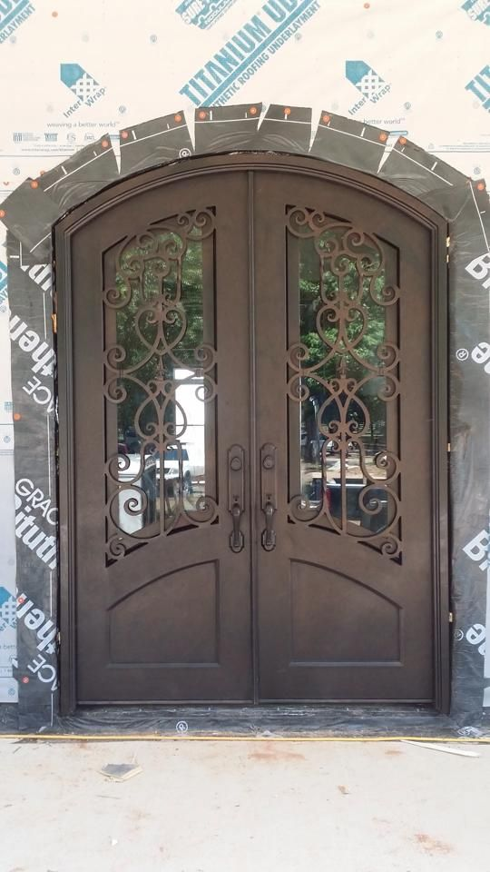 Iron Doors Design Mesmerizing Design Review