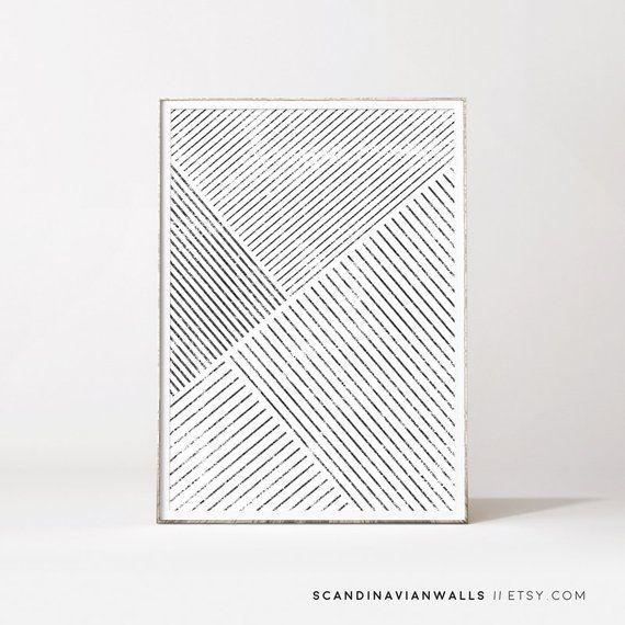 Minimalist Wall Art Affiche Scandinave Geometric Art Minimalist Print Scandinavian Art Mode Modern Art Abstract Geometric Art Modern Art Paintings Abstract