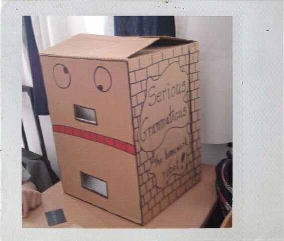 Shel Silverstein's Homework Machine in the EFL Classroom!