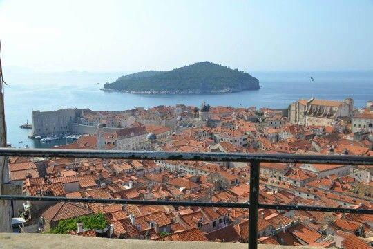 The old city, Dubrovnik, Croatia