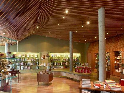 Crystal Bridges Museum of American Art, Museum Store | Retail | Architect Magazine