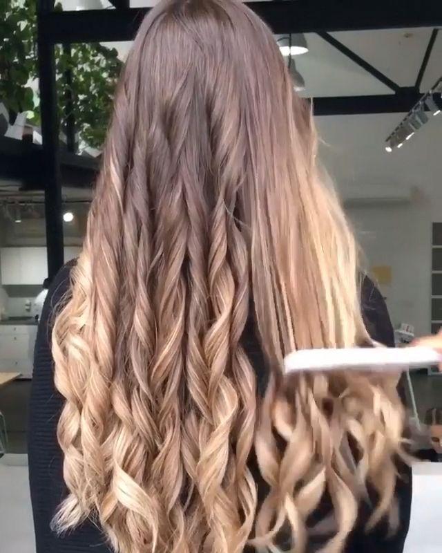 Long hair is life goals ������������ #longblondehair