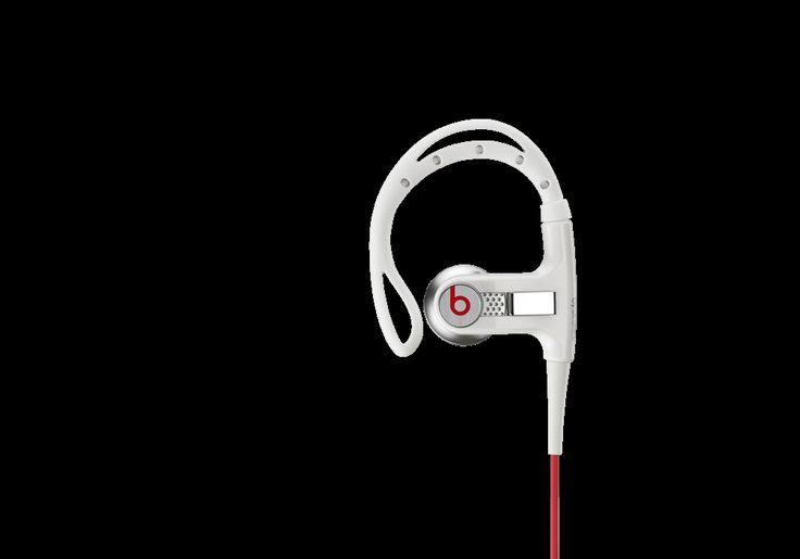 running headphones - powerbeats. earbuds engineered for athletes. $149.95