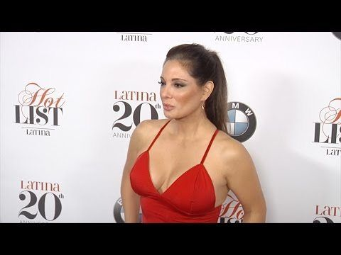 Alex Meneses Latina's 7th Annual Hollywood Hot List Red Carpet