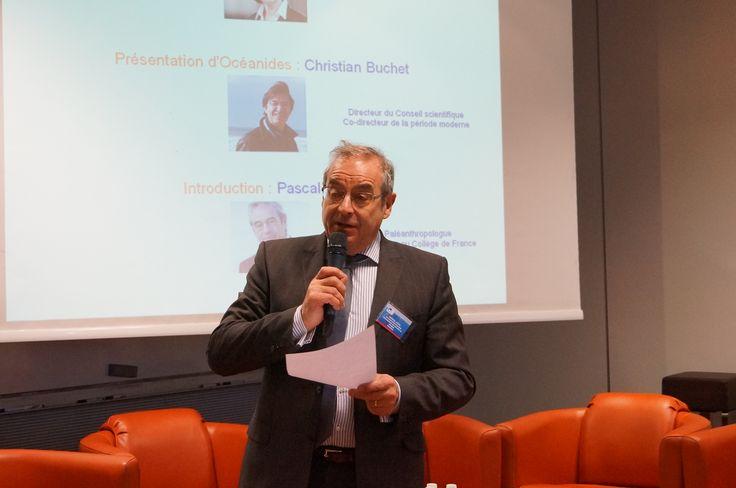 Pascal Picq : La Mer est le propre d'Homo sapiens - Océanides Association