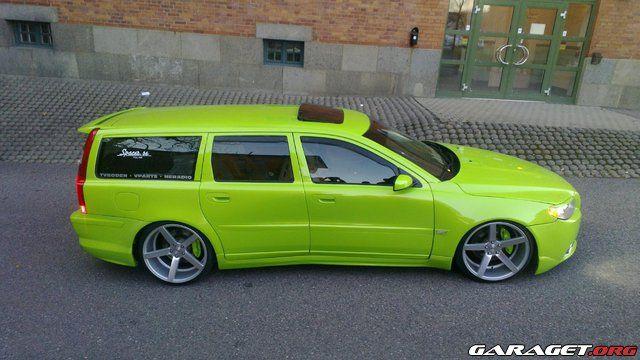 Garaget   Volvo V70R  *FATBASTARD*