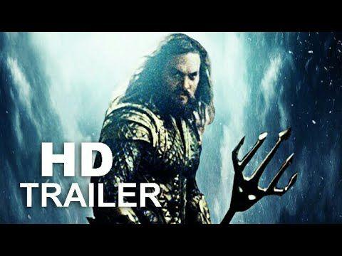 Aquaman Movie (2018) Teaser Trailer   Jason Momoa   Amber Heard